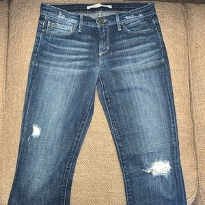EUC Joes Jeans Provocateur Bootcut Jeans Size 26.
